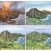 Volcano Eruption Series